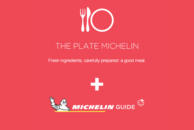 Michelin Plate award logo