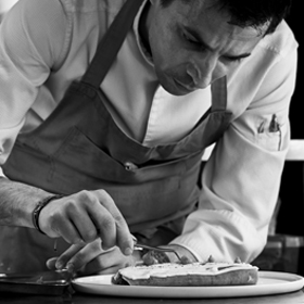 Alexandros Charalambopoulos Head Chef