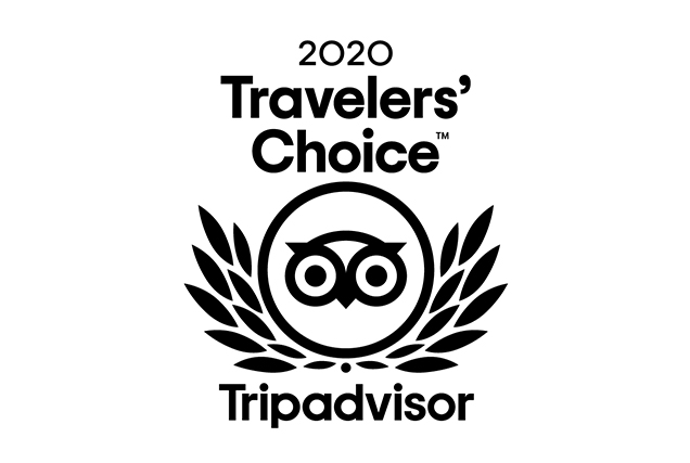 TripAdvisor Travellers Choice 2020 Award for SENSE Restaurant